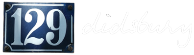 129 Didsbury Logo